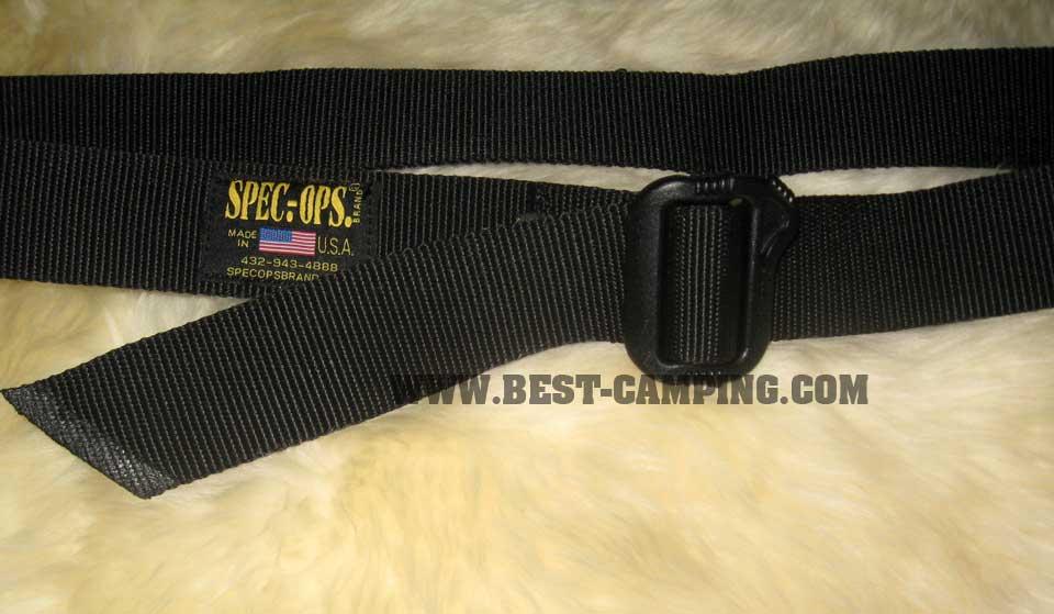 BELT SPEC OPS , BETTER BDU BETT , BLACK (เข็มขัด SPEC OPS , สีดำ)