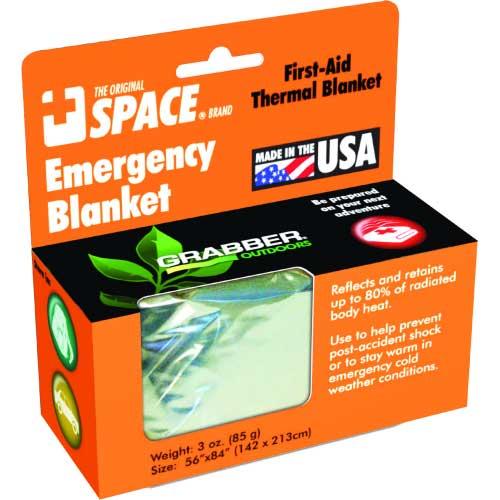 ผ้าห่มฉุกเฉิน,ผ้าห่มกู้ภัย,ผ้าห่มกู้ภัยพิบัติ,SPACE Brand Emergency Blanket