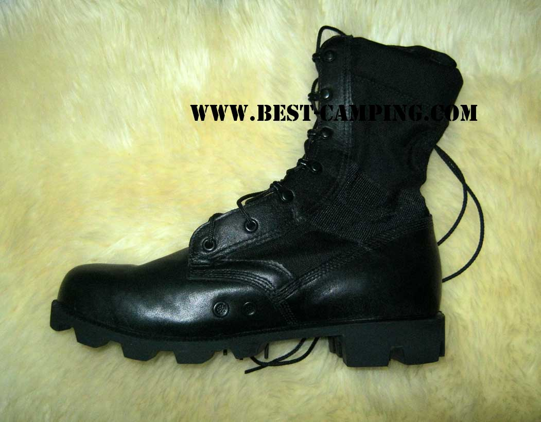 จังเกิ้ลสีดำ,รองเท้าจังเกิ้ลสีดำ,รองเท้าทหาร,นักศึกษาวิชาทหาร,รปภ.,อส.,อพฟร.,Footwear Jungle