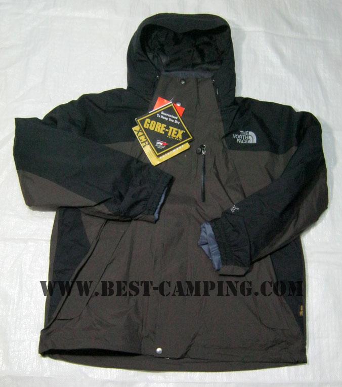 เสื้อกันหนาวผู้ชาย,เสื้อกันหนาว,เสื้อกันหนาว 2 ชั้น 2 in 1 GORE-TEX