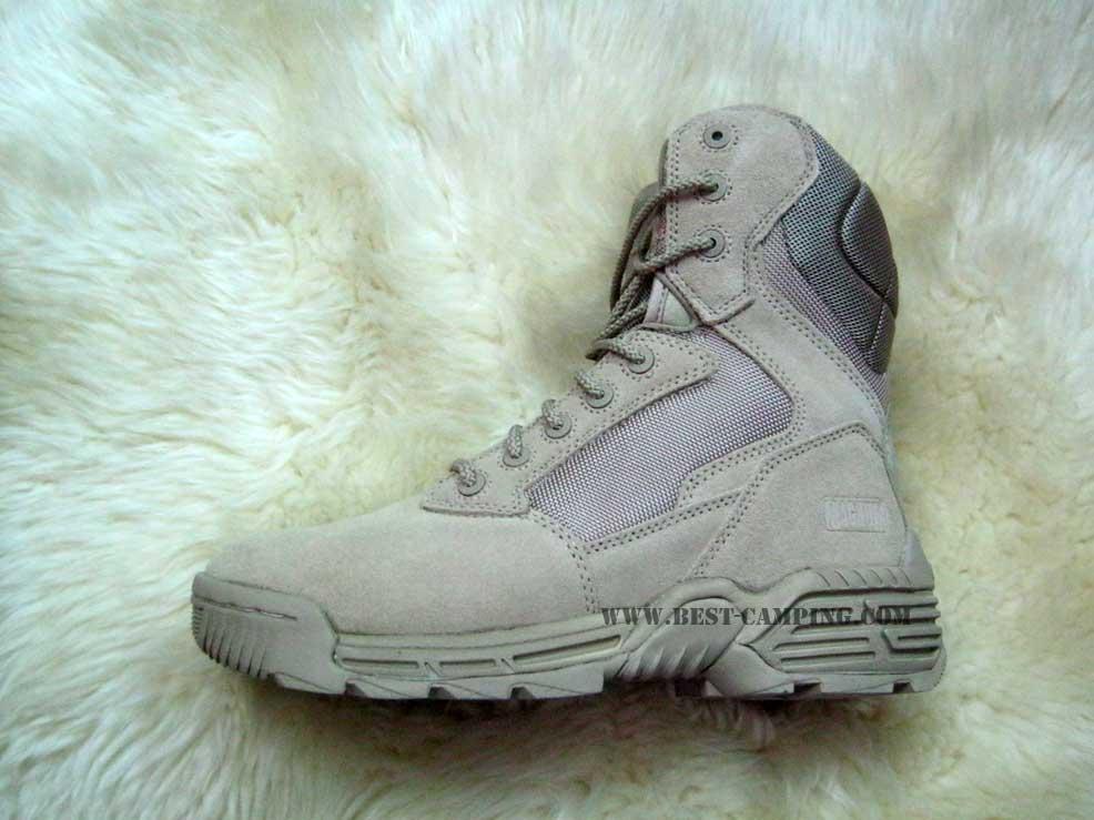 รองเท้าเจ้าหน้าที่ปฏิบัติการพิเศษ, รองเท้าแมคนั่ม,TACTICAL BOOTS MAGNUM STEALTH FORCE 8.0 DESERT TAN