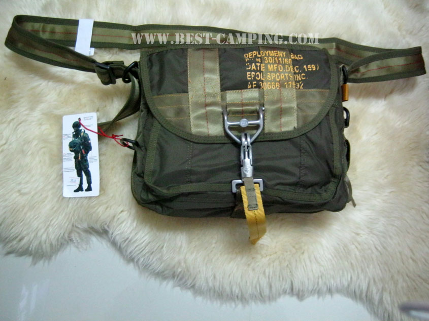 EPOL,MODEL,2746,กระเป๋าสะพายแนว,OUTDOOR, TACTICAL,GREEN