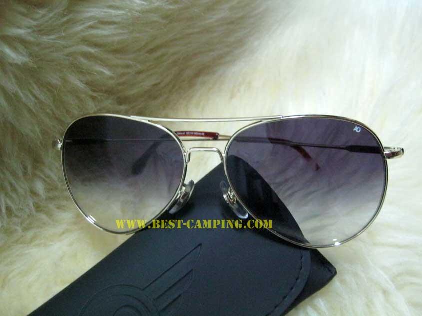 แว่นตานักบิน,ลิมิเต็ด,กรอบทอง,AO 58 x 14 x 145mm,MAXIMUN,UV,GN58G,WS,GGRY,LIMITED