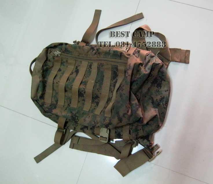 กระเป๋าเป้,USMC,ASSAULT PACK USMC GOV.(มือสองสภาพดี)
