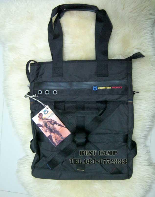 กระเป๋าแนว,TACTICAL,OUTDOOR,VOLUNTEER,VA-1543-11,BLACK,GREEN