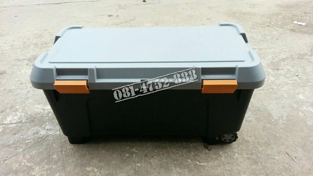 CAMPING BOX 130L,กล่องแคมป์ปิ้ง,กล่องพลาสติก
