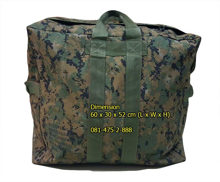 Kit bag Flyers Marines,กระเป๋าร่ม us ลายมารีน