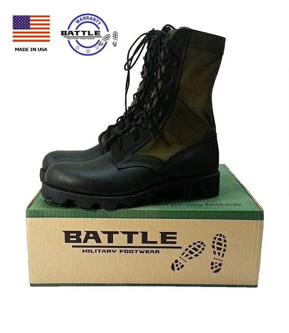 รองเท้าจังเกิ้ลเขียว,โรเสริท์,BOOTS,HOT WEATHER, (Olive Drab,Jungle Mil Spec Boot Ro Search ),รองเท้