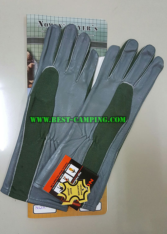 ถุงมือนักบิน,Gloves,Original Quality,Nomex Flyer\'s,