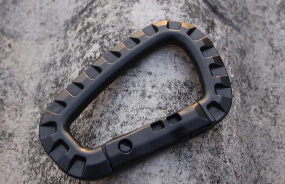 Carabiner,Tac Link,D-ring , key chain,สแนปลิงค์,อเนกประสุงค์,พวงกุญแจ