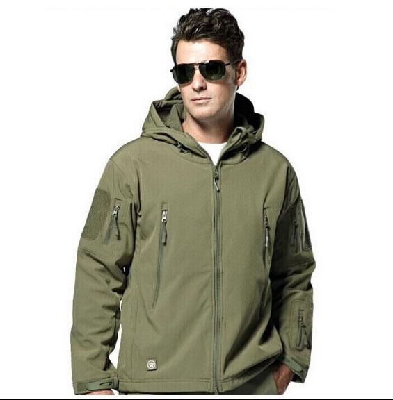 แจ็คเก็ต Tactical,TADGEAR เสื้อแจ็คเก็ตแทคติคอล,Jacket Tactical Waterproof Shark Skin soft shell,