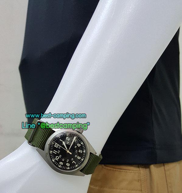 นาฬิการุ่นสงครามเวียดนาม wristwatch gg-w-113 สินค้ามือสอง