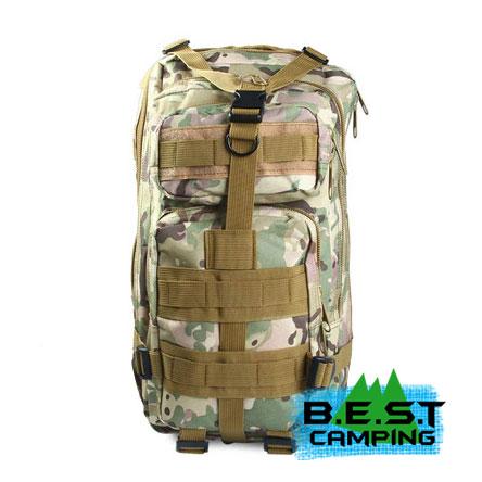 เป้ทหาร 3P,กระเป๋าเป้เดินทางท่องเที่ยว,ลายพราง Multicam