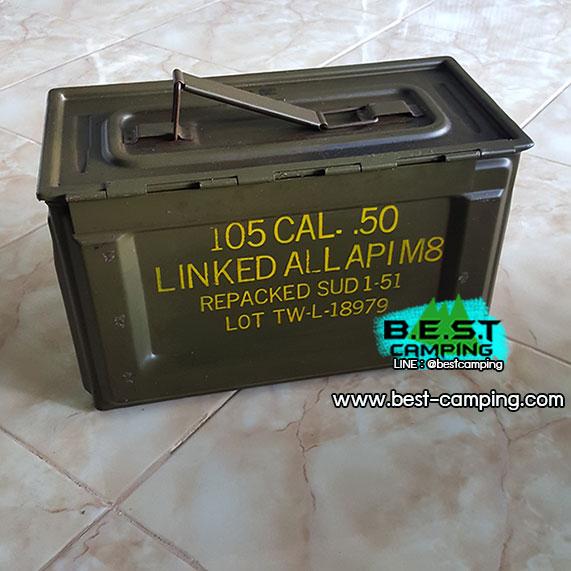 ลังกระสุน,กล่องเครื่องมือ,105 CAL.50 รุ่นเวียดนาม
