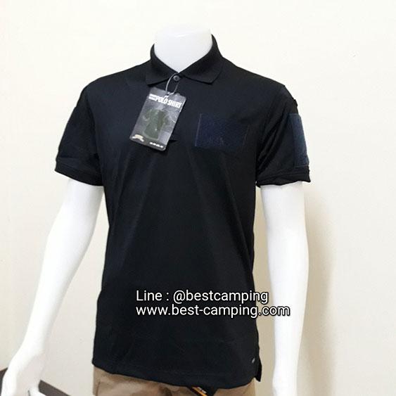 เสื้อโปโล Ranger Tactical Polo Shirt สีกรมท่า (ฺdark Navy)