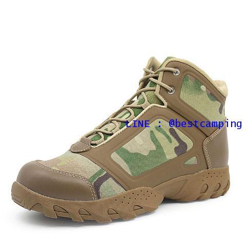 รองเท้าเดินป่า Tactical SABADO MUTICAM SHORT 6\quot;,รองเท้าข้อสั้นลายมัลติแคม 6 นิ้ว