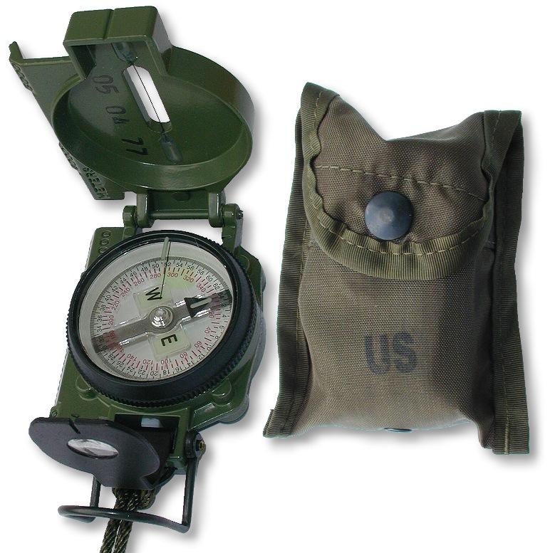 เข็มทิศ US , เข็มทิศทหาร , เข็มทิศเดินป่า , Tritium Compass MODEL 3H