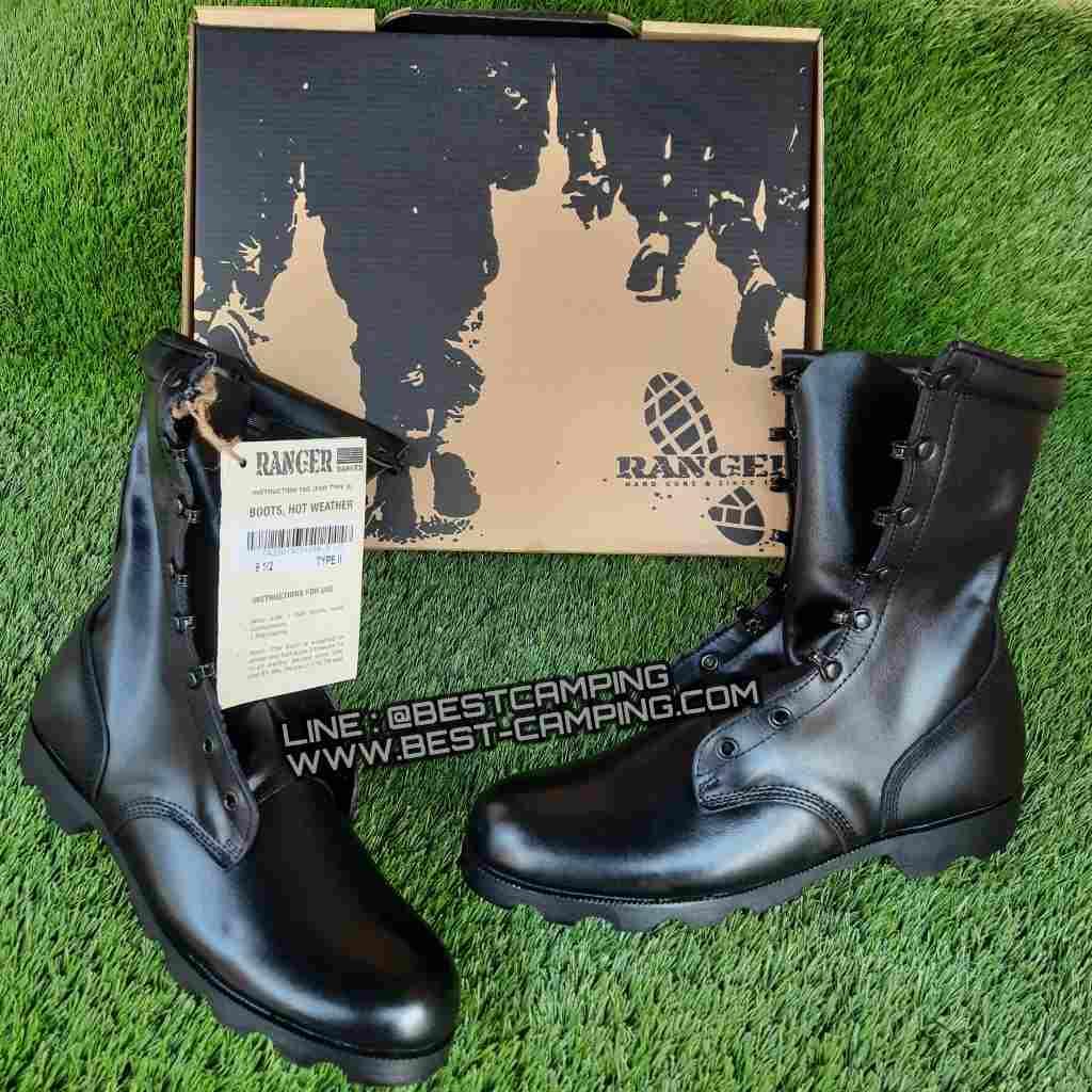 รองเท้าคอมแบทโรเสริท์ Ranger,รองเท้าทหาร, COMBAT Ro-Search