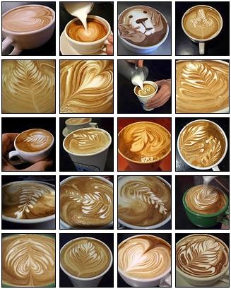 สอนชงกาแฟสด กาแฟโบราณ ผลไม้ ผลไม้สกัด ชาผลไม้ ผลไม้แช่แข็งปั่น ลาเต้อาร์ตแบบวาด