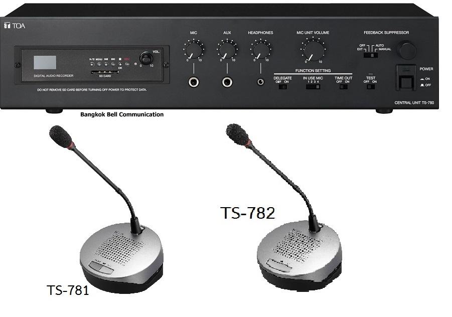 TOA TS-780 6