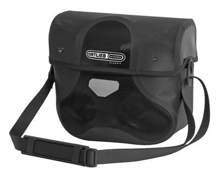 ORTLIEB ULTIMATE 6M Classic กระเป๋าหน้าแฮนด์ สีดำ