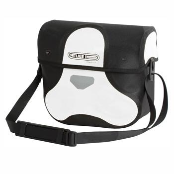 ORTLIEB ULTIMATE 6M Classic กระเป๋าหน้าแฮนด์ สีขาว