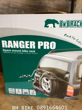 BNB RACK รุ่น RANGER PRO สำหรับรถ SUV รุ่นมียางอะไหล่ด้านหลัง
