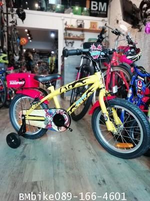 จักรยานเด็ก LA BUDDY FIGHT ขนาดล้อ16นิ้ว