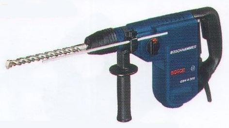 สว่านเจาะกระแทกโรตารี่ Bosch GBH 4 DFE