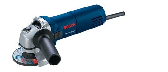 เครื่องเจียรไฟฟ้า Bosch GWS 8-100 C/CE