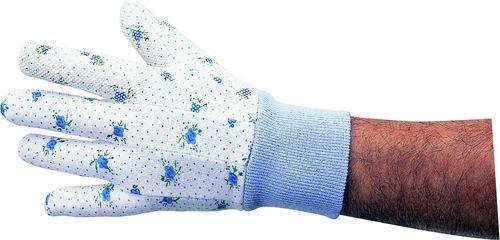 ถุงมือ Cotton Micro-dot Size 8