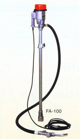 ปั้มสูบน้ำมัน สำหรับไฟฟ้ากระแสสลับ 002849