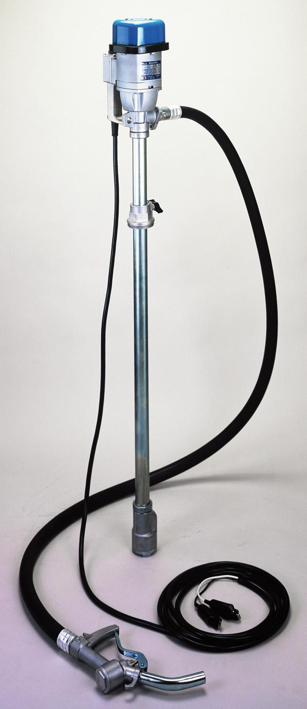 เครื่องสูบน้ำมัน สำหรับไฟฟ้ากระแสตรง