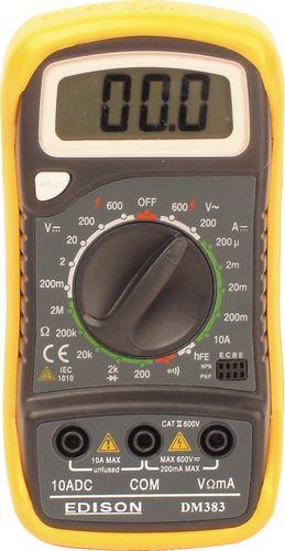 ดิจิตอลมัลติมิเตอร์ DM383