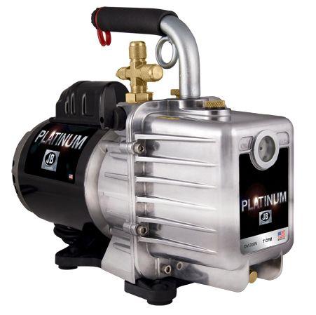 ปั๊มสูญญากาศ Vacuum pump JB