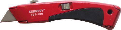 คัตเตอร์ Retractable Blade - red