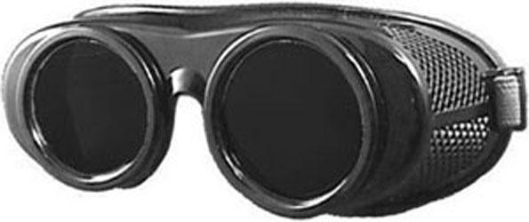 แว่นครอบตานิรภัย ชนิดมีรูระบายอากาศ 005601