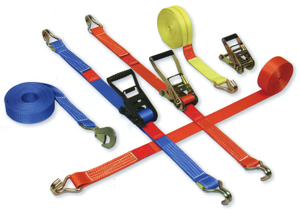 Ratchet Strap with Hook 006119