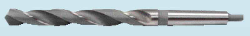 ดอกสว่านเจาะเหล็ก ตัวสีเงิน HSS WINTON แกนเตเปอร์ 008249