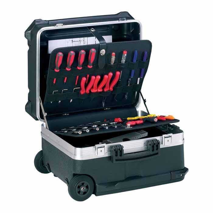 กระเป๋าเครื่องมือช่างล้อลาก HDPE KENNEDY 2780K
