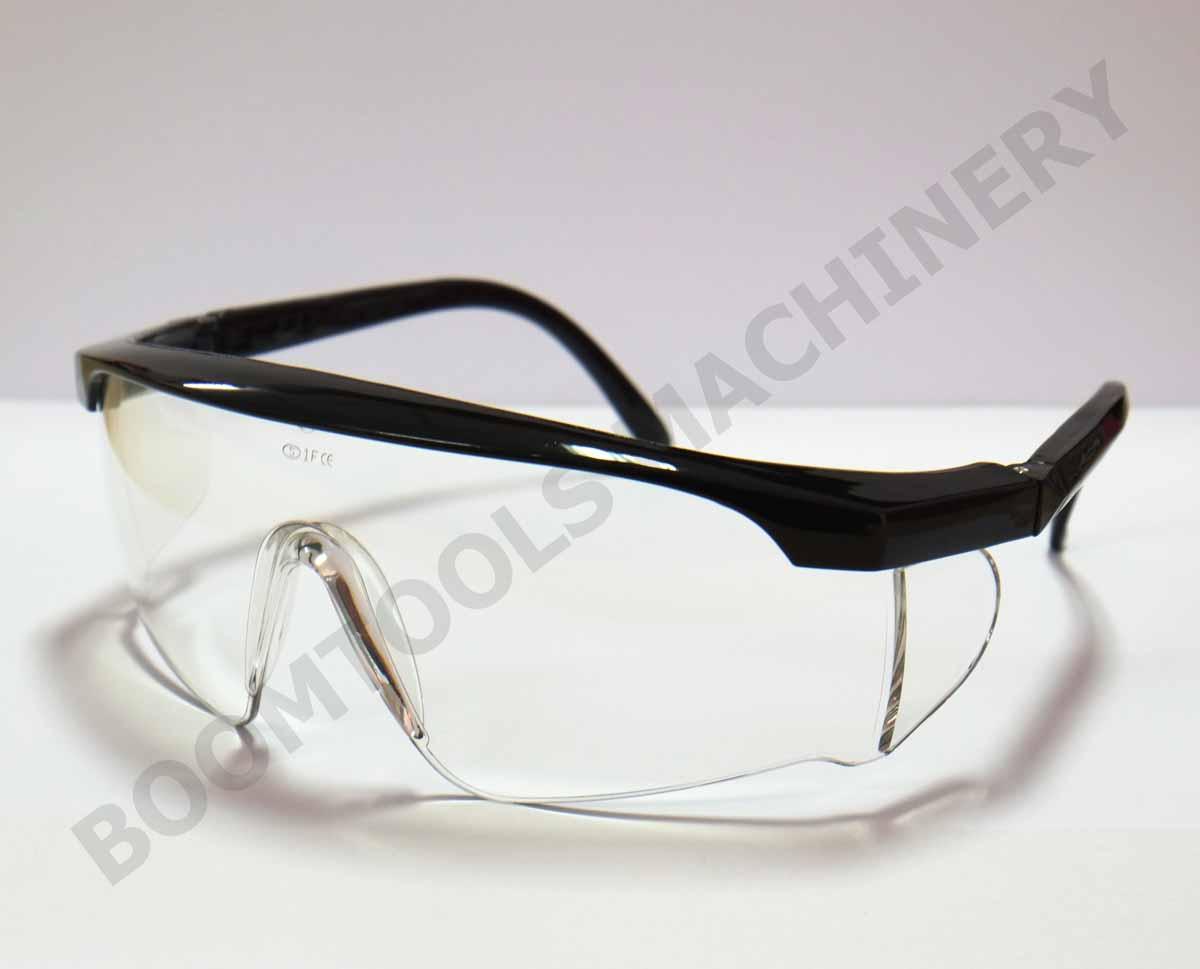 แว่นตาเซฟตี้เลนส์ใส SITESAFE 7000K