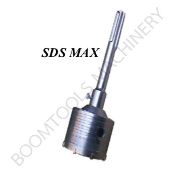 โฮลซอเจาะคอนกรีตพร้อมก้าน SDS MAX 009067