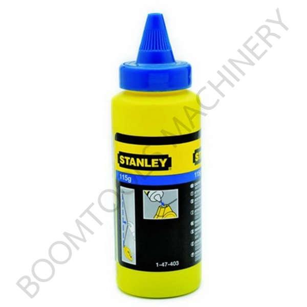 ผงชอล์กเติมปักเต้าสีน้ำเงินขนาด 8ออนซ์ STANLEY 009107
