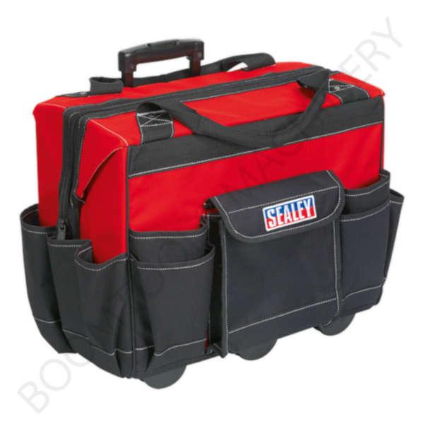 กระเป๋าเครื่องมือช่างล้อลากงานหนัก SEALEY 010430