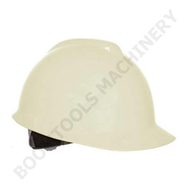 หมวกนิรภัยสีขาว 004440