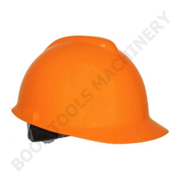 หมวกนิรภัยสีส้ม 004442