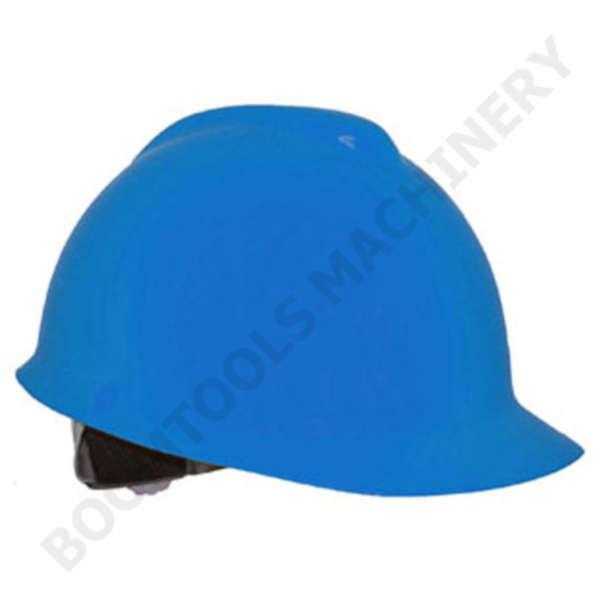 หมวกนิรภัยสีฟ้า 004484