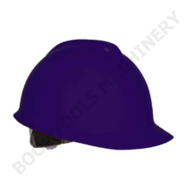 หมวกนิรภัยสีดาร์คบลู 004497