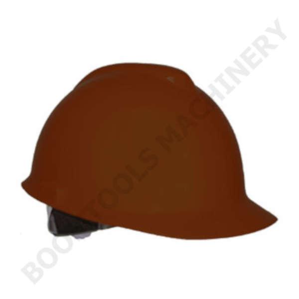 หมวกนิรภัยสีน้ำตาล 004499