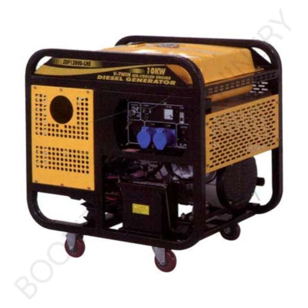 เครื่องกำเนิดไฟฟ้าเครื่องยนต์ดีเซล 011263